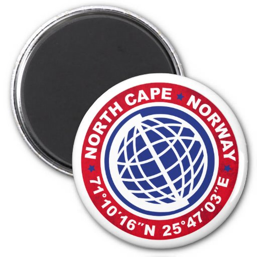 NORTH CASTRATES SPECIAL NORWAY MAGNETS