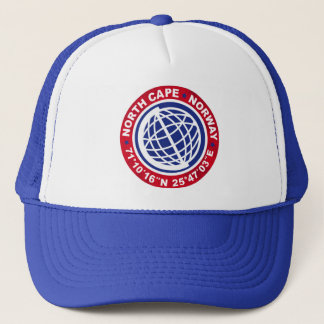 NORTH CASTRATES SPECIAL NORWAY TRUCKER HAT
