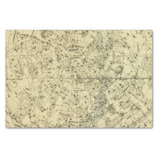 North Celestial Hemisphere Tissue Paper
