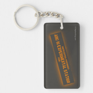 North Central Positronics Key Ring