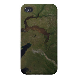 North Central Russia iPhone 4 Cover