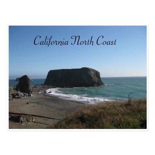 North Coast California Postcards