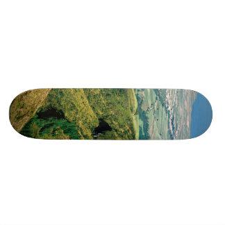 North coast Sao Miguel 21.6 Cm Old School Skateboard Deck