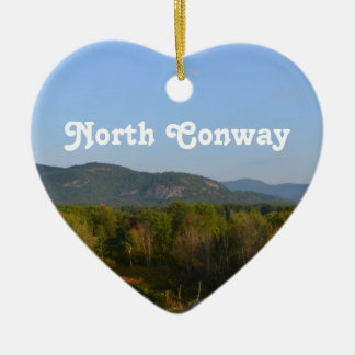 North Conway Christmas Ornament