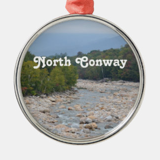 North Conway Wilderness Christmas Ornament