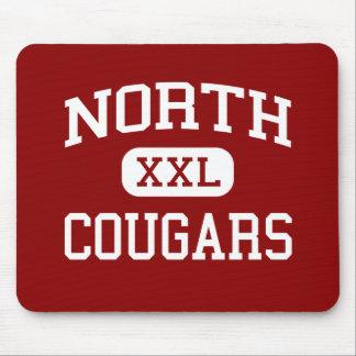 North - Cougars - Junior - Menomonee Falls Mouse Mats