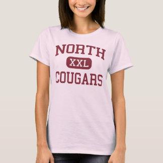 North - Cougars - Junior - Menomonee Falls T-Shirt