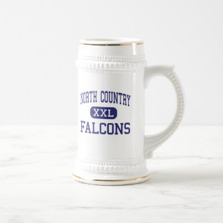 North Country - Falcons - High - Newport Vermont Beer Stein