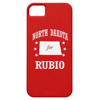 NORTH DAKOTA FOR RUBIO iPhone 5 COVER