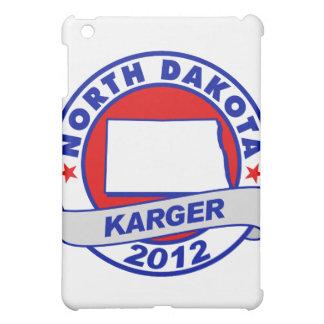 North Dakota Fred Karger iPad Mini Covers