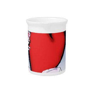 north dakota head heart, tony fernandes drink pitcher
