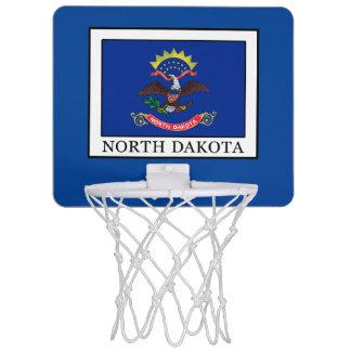 North Dakota Mini Basketball Hoop