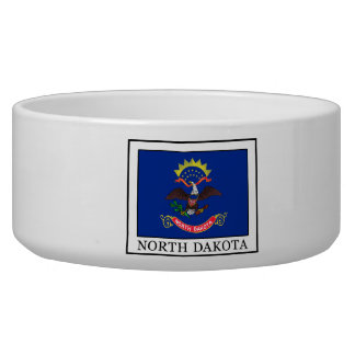 North Dakota Pet Food Bowls
