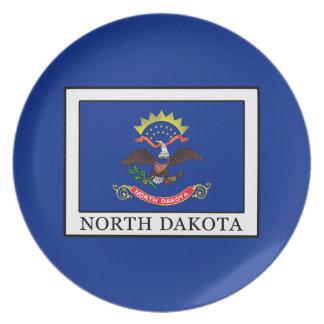 North Dakota Plates