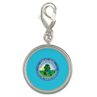 North Dakota seal, American state seal