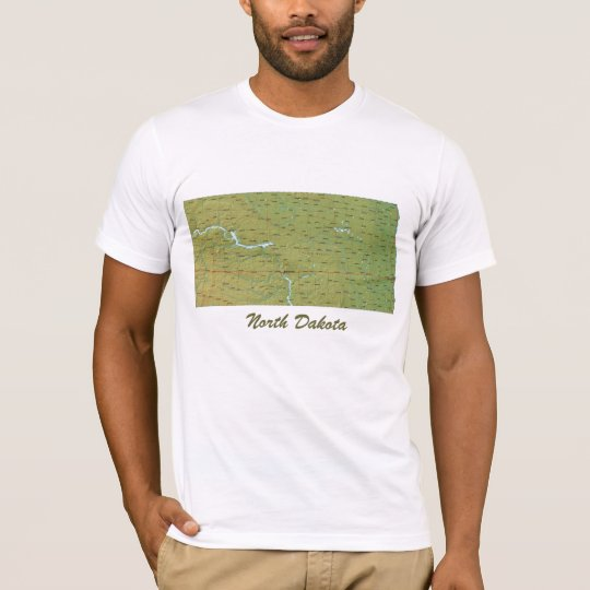 North Dakota Shirt