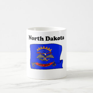 North Dakota State Flag Coffee Mug