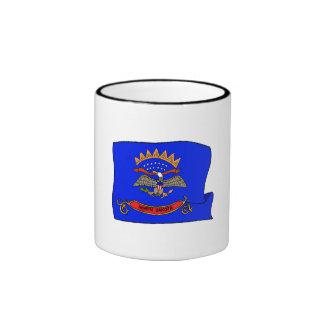 North Dakota State Flag Mug