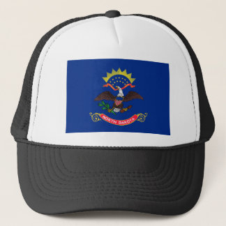 north dakota state flag united america republic sy trucker hat
