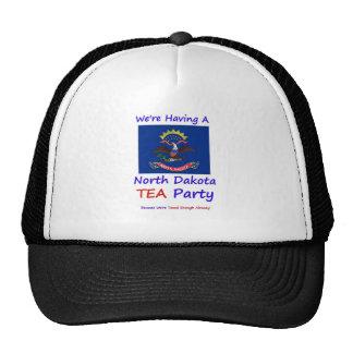 North Dakota TEA Party  We're Taxed Enough Already Cap