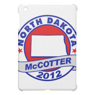 North Dakota Thad McCotter iPad Mini Covers