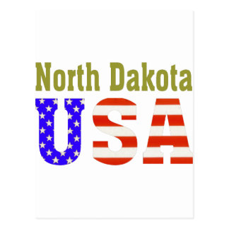North Dakota USA Aashen alpha Post Cards