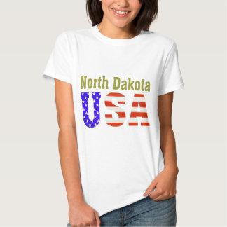 North Dakota USA Aashen alpha Shirts