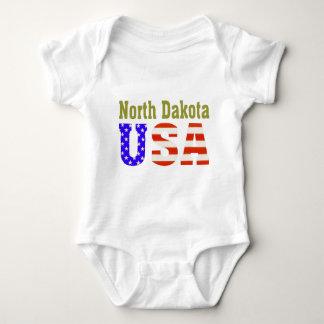 North Dakota USA Aashen alpha T-shirts