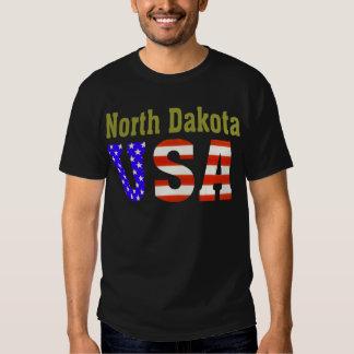 North Dakota USA Aashen alpha Tshirt