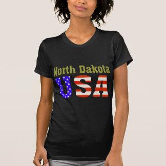 North Dakota USA Aashen alpha T Shirt