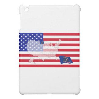 North Dakota, USA Cover For The iPad Mini