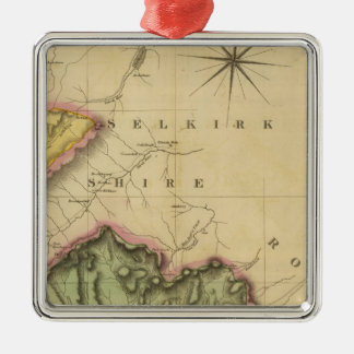North Dumfriesshire Christmas Ornament