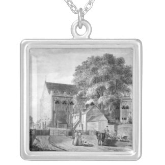 North-East View of King John's Palace Custom Necklace