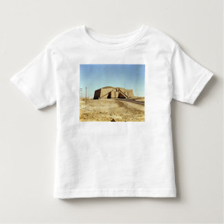 North-eastern facade of the ziggurat, c.2100 BC Toddler T-Shirt