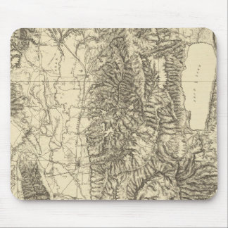 North Eastern Utah and South Eastern Idaho Mouse Mat