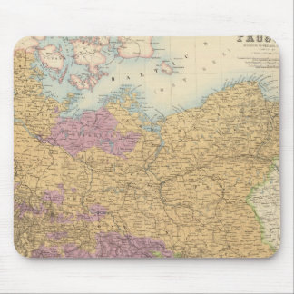 North German Confederation and Prussia Mouse Mat