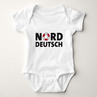 North German one Baby Bodysuit
