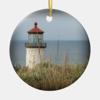 North Head Lighthouse Christmas Ornament