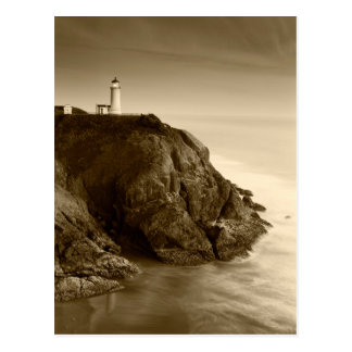 North Head Lighthouse | Fort Canby State Park, WA Postcard