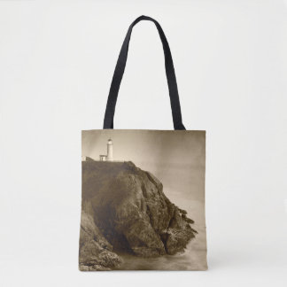 North Head Lighthouse   Fort Canby State Park, WA Tote Bag