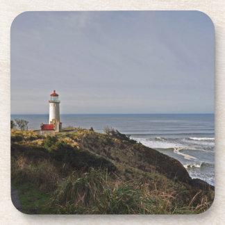 North Head Lighthouse - Ilwaco, WA Coaster