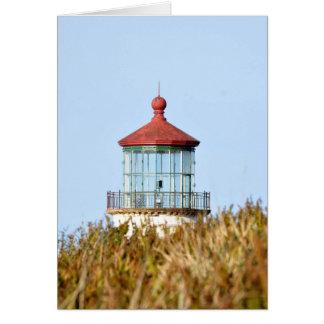 North Head Lighthouse - Ilwaco, WA Greeting Card