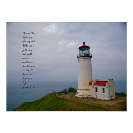 North Head Lighthouse, Poster