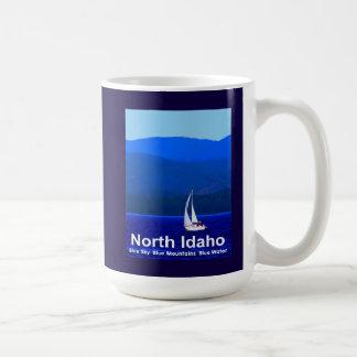 North Idaho Blue Coffee Mug
