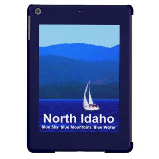 North Idaho Blue iPad Air Case