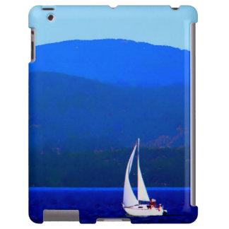North Idaho Blue iPad Case