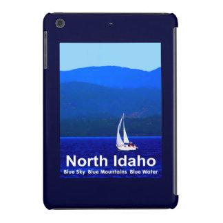North Idaho Blue iPad Mini Retina Case