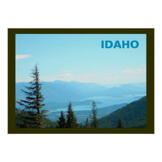 North Idaho Poster