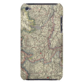 North Italy iPod Touch Case