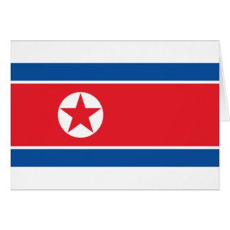 North Korea Card